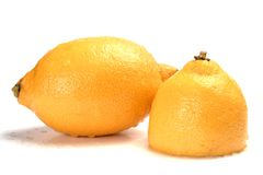 Limone fresco. Immagini Stock