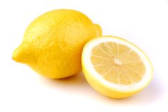 Limone fresco immagine stock libera da diritti