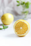 Limone fresco Fotografie Stock
