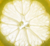 Limone giallo Immagini Stock Libere da Diritti