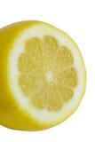 Limone isolato Fotografia Stock