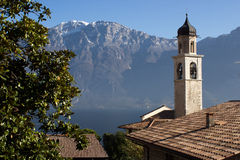 Limone, lac garda Images stock