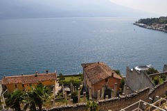 Limone, Lake Garda, Italy Royalty Free Stock Image