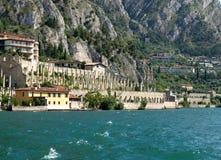 Limone - Riva Del Garda Lake Stock Photos