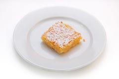 Limone Sqare Fotografia Stock