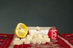 Limone in suga Immagini Stock