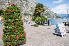 Limone Sul Garda Stock Photo