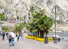 Limone Sul Garda Royalty Free Stock Photo