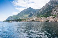 Limone Sul Garda Royalty Free Stock Photos