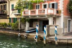 Limone sul Garda,Italy Stock Image