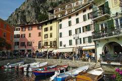 LIMONE SUL GARDA Royalty Free Stock Photography