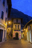 Limone sul Garda in Italy Stock Photos