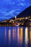 Limone sul Garda in Italy Stock Images