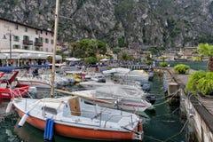 Limone sul Garda, Italy Stock Photography