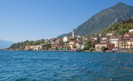 Limone sul Garda,Lake Garda,Italy Stock Photos