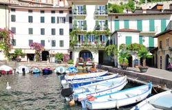 Limone sul Garda,Lake Garda,Italy Stock Photo