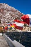 Limone sul Garda - Lombardy Italy Royalty Free Stock Image