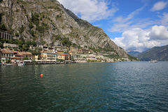 Limone sul Garda Stock Photography