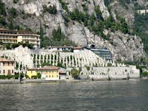 Limone sul Garda, Italy Stock Photography