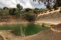 Limonero沼泽的看法 库存图片