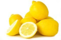 Limones Fotografía de archivo libre de regalías