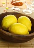 Limones. fotos de archivo libres de regalías
