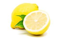 Limones Imagenes de archivo