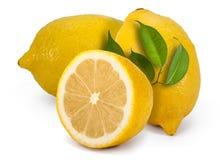 Limones Imagen de archivo libre de regalías