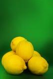 Limones, aún vida. Foto de archivo