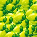 Limones maduros Imagenes de archivo