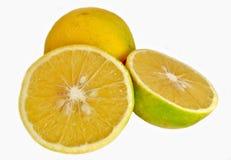 Limones y cal Foto de archivo libre de regalías