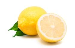 Limoni 3 Fotografie Stock Libere da Diritti