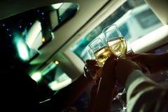 limousine πηγουνιών Στοκ Εικόνα