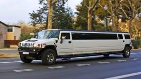 limousine Στοκ Φωτογραφία