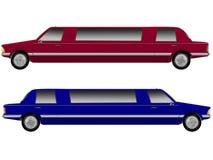 Limousine Royalty-vrije Stock Foto