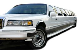 Limousine photographie stock