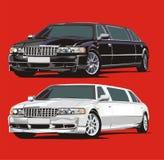 Limousine Image libre de droits