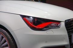Limousine bianche (dettaglio) Fotografia Stock Libera da Diritti