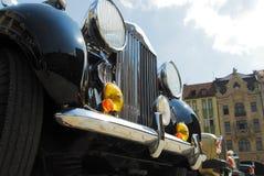 Limousine classique Photographie stock libre de droits