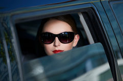 limousine d'affaires Photo libre de droits