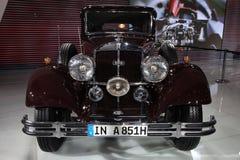 Limousine de classique d'AUDI Horch A851 Photo stock