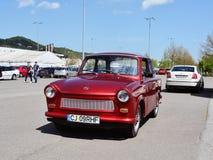 Limousine de norme de Trabant 601 de vintage Photographie stock