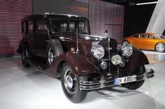 Limousine del classico di AUDI Horch A851 Fotografia Stock Libera da Diritti