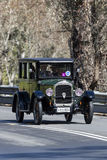 Limousine 1926 des Rugby-R Stockfoto