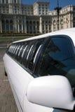 Limousine exterior Royalty Free Stock Photos