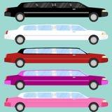 Limousine Stock Image
