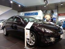 Limousine Mazda3 Stockfotos