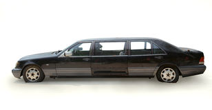 Limousine. Stock Photo