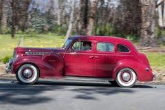 Limousine 1940 Packard 120 Lizenzfreie Stockfotografie