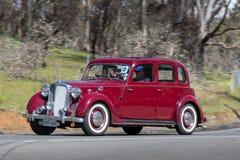 Limousine 1949 Rovers P3 75 Lizenzfreie Stockfotos